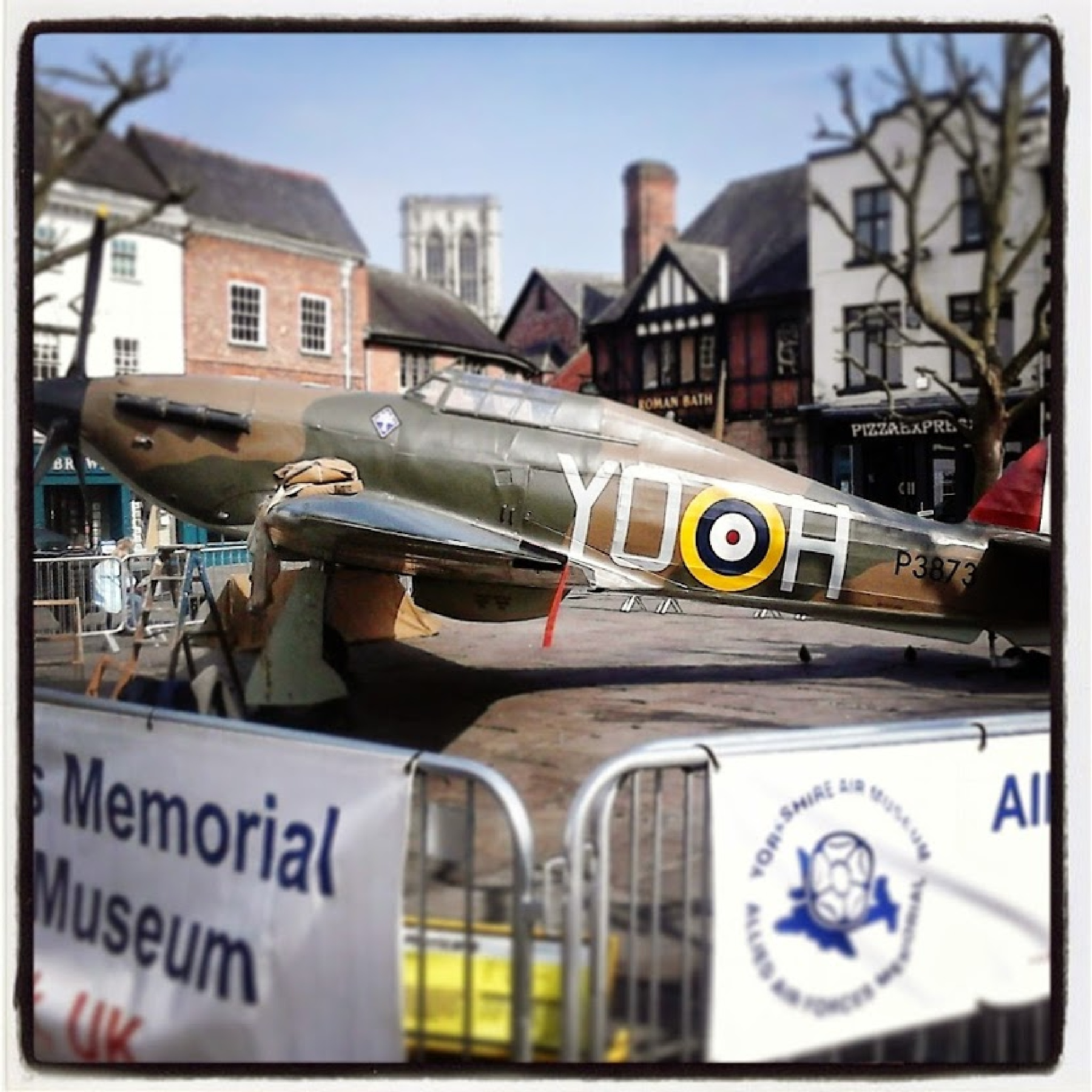 Hurricane in York by Chris Fitzgerald