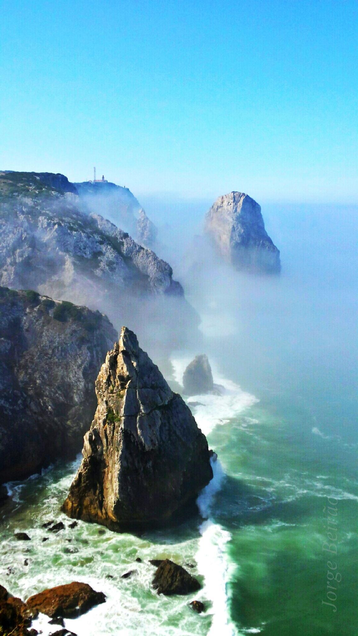 Photo in Landscape #cape roca #sintra #ursa #gigante