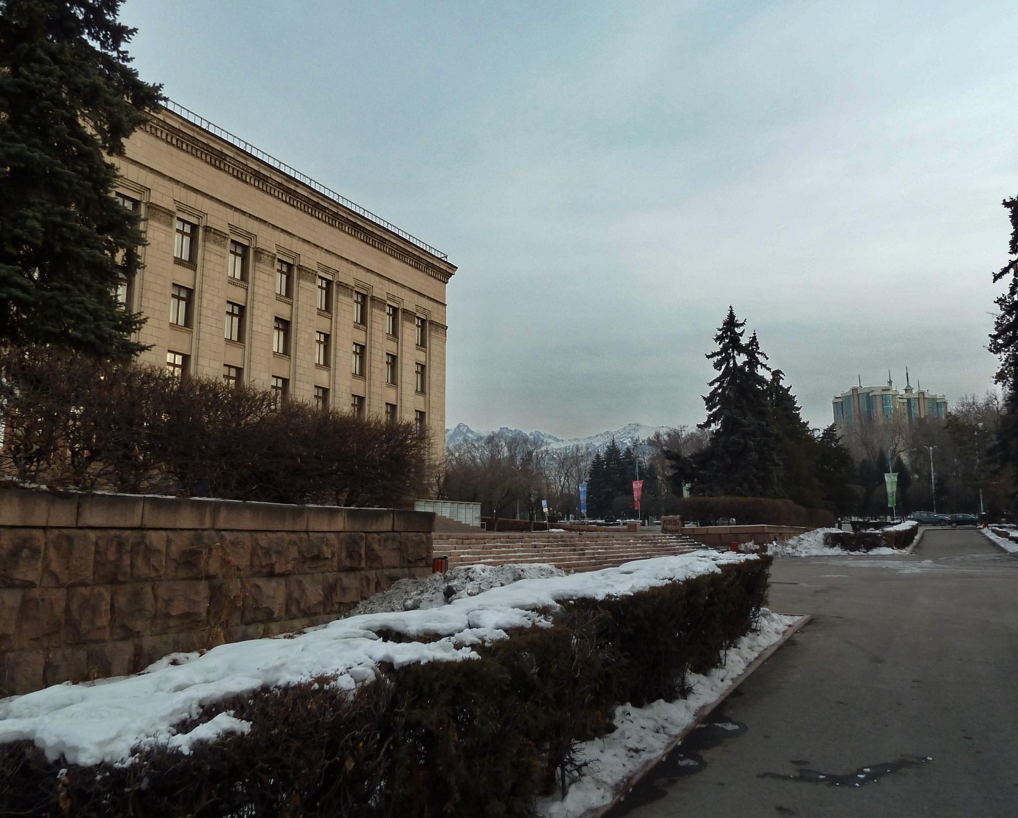 Алматы. by Murat Bukaev