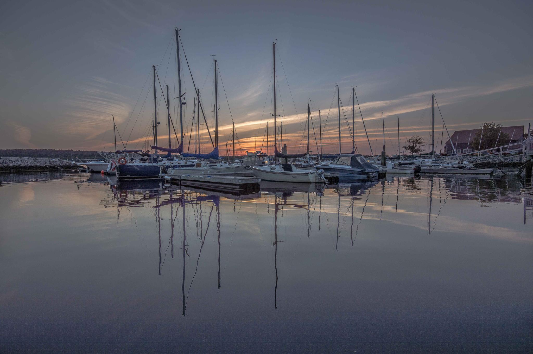 Yacht club by paulhamilton969952