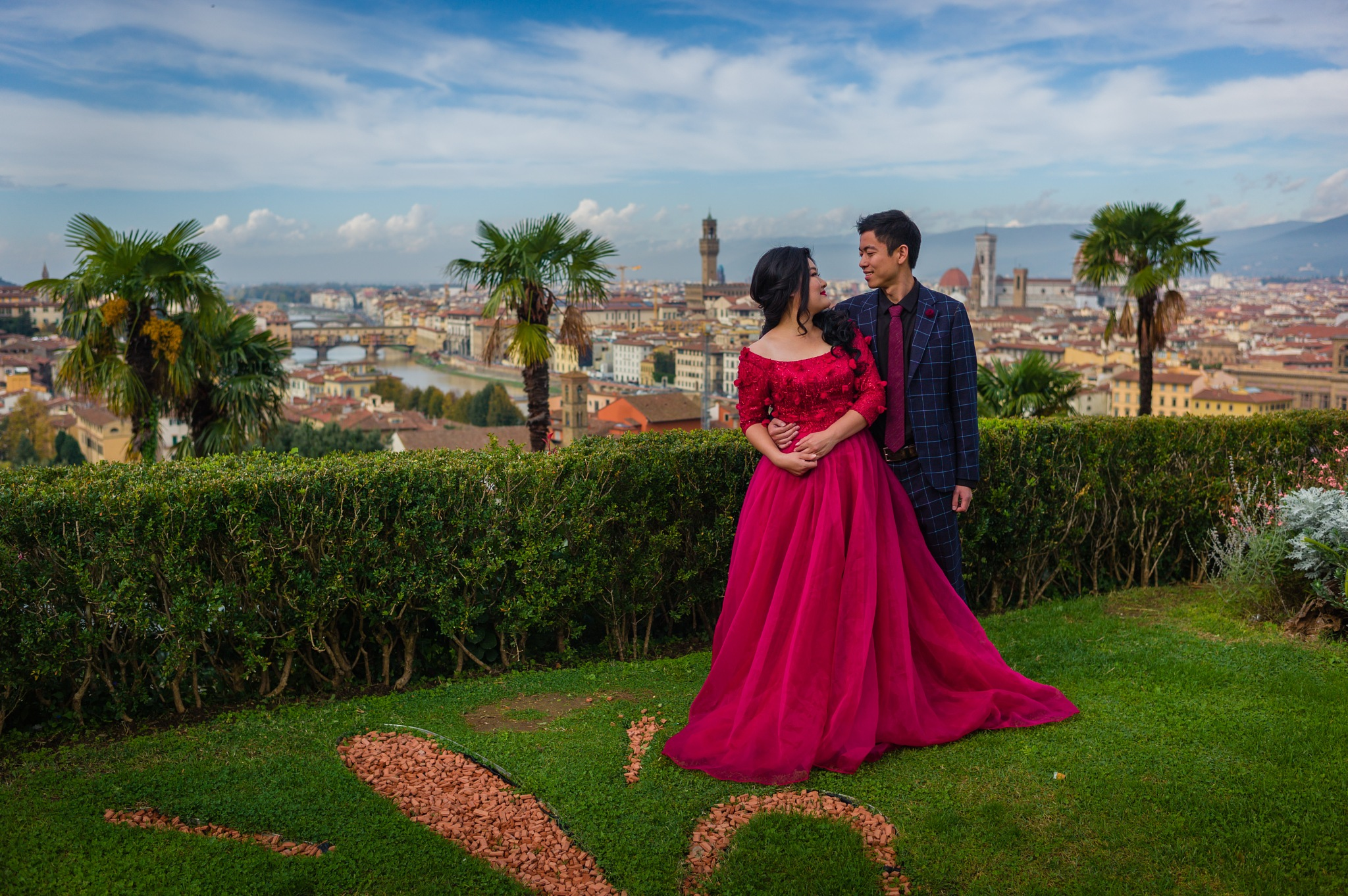 Wedding in Florence  by Mike Kire
