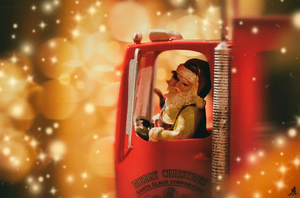 Santa Claus Corporation by Alessandro Giorgi Art Photography