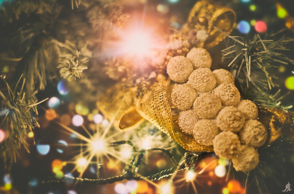 Bunches Christmas by Alessandro Giorgi Art Photography