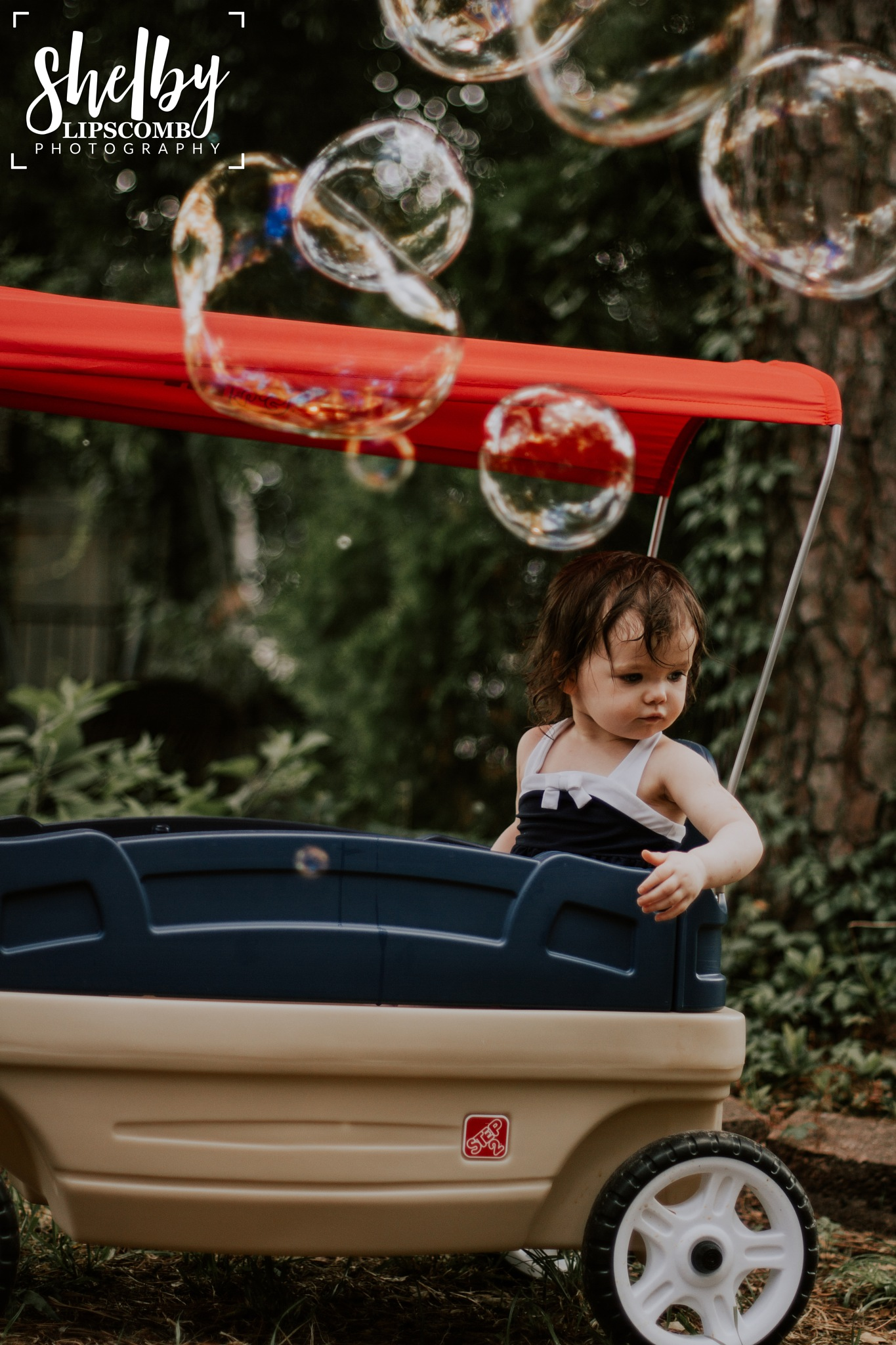 Rides + Bubbles by Shelby Lipscomb