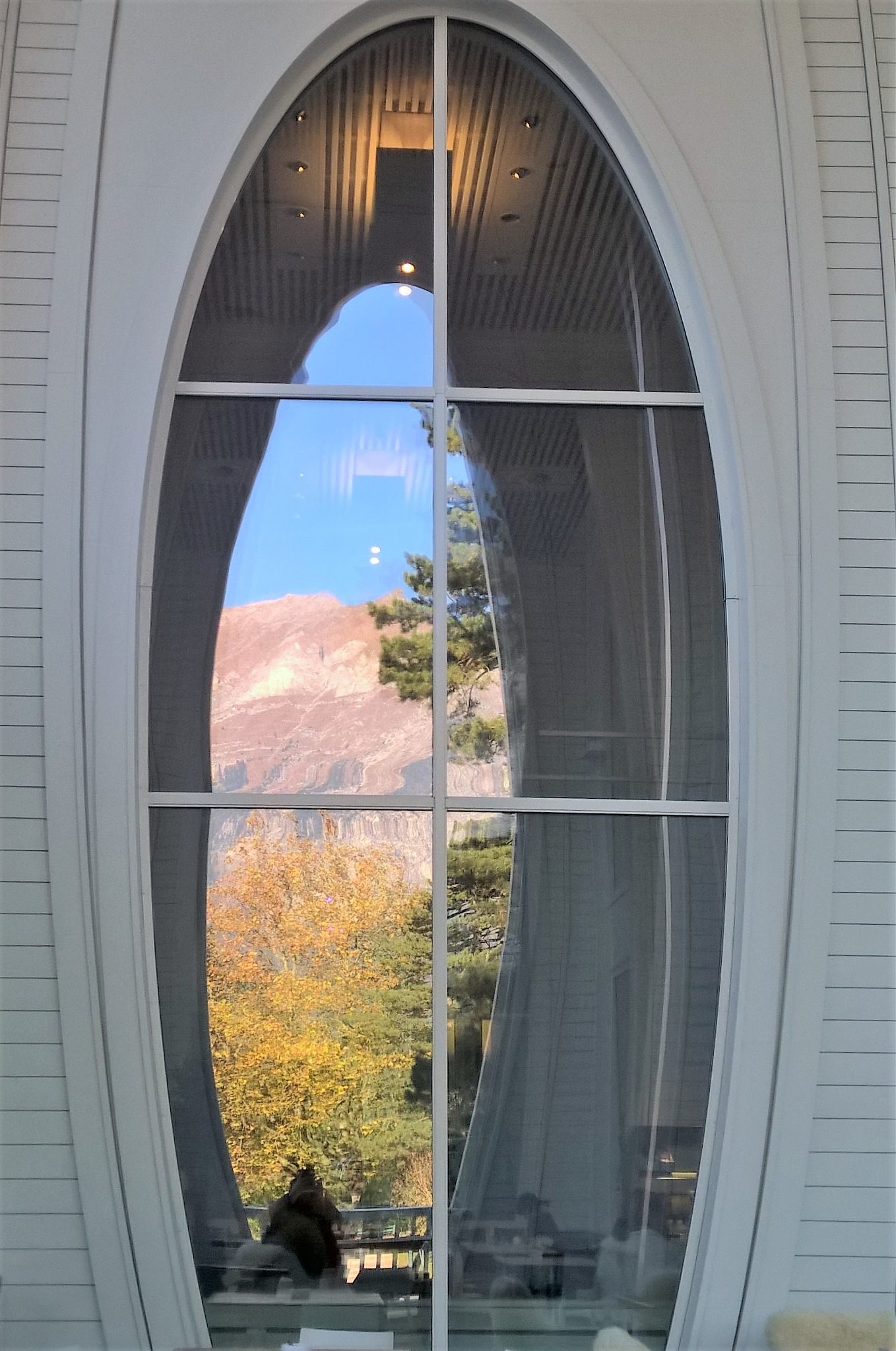 through the oval windows by pipinmels
