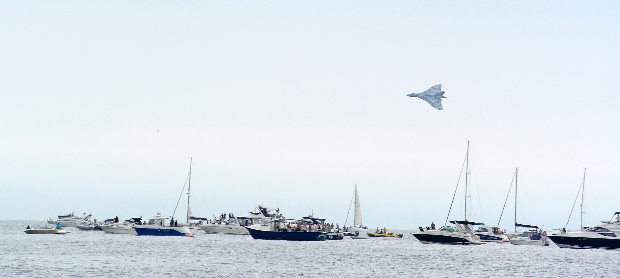 End of an era - a last fly past by Pete Hussey