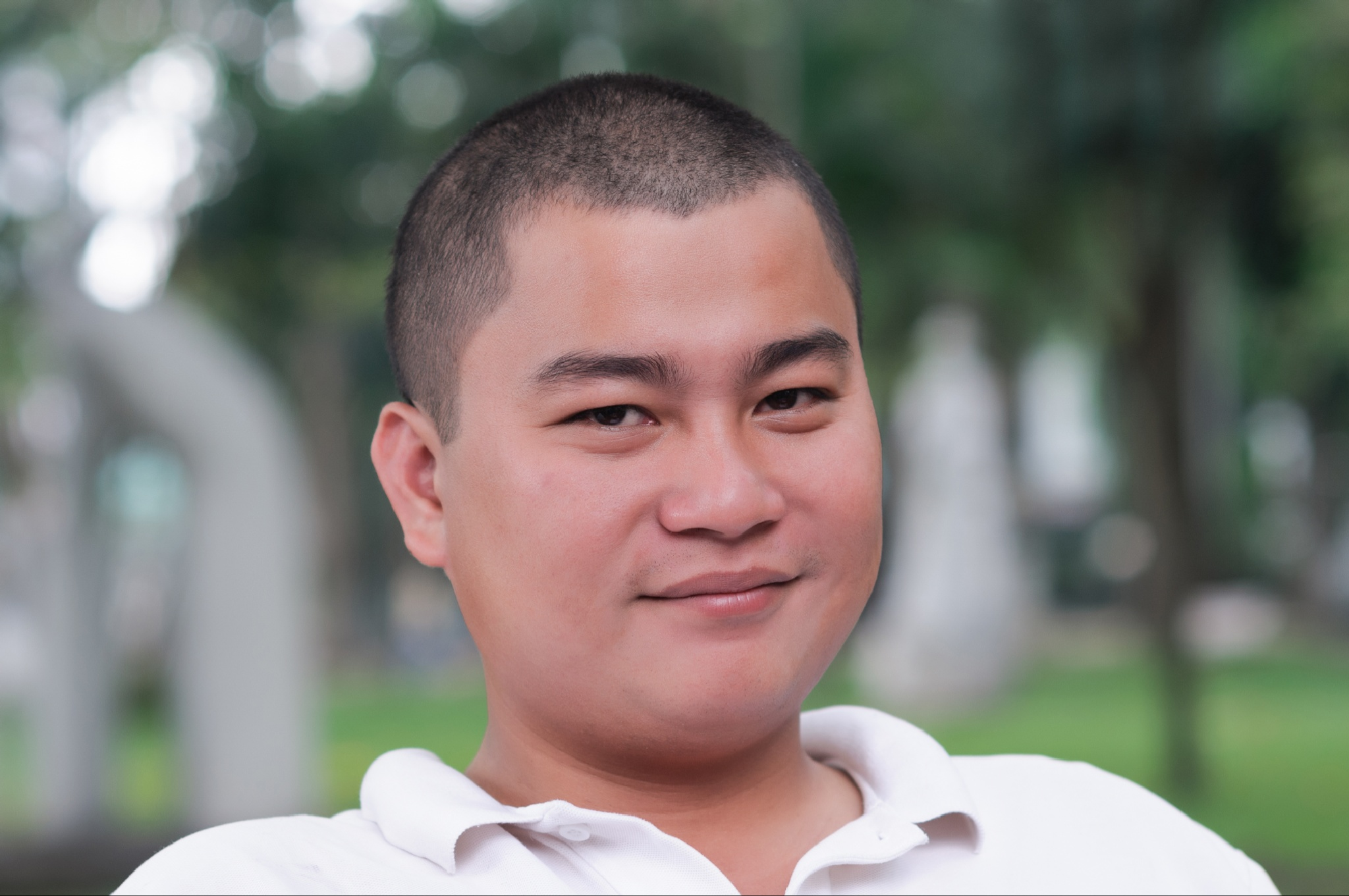 My Portrait by Trung Đặng