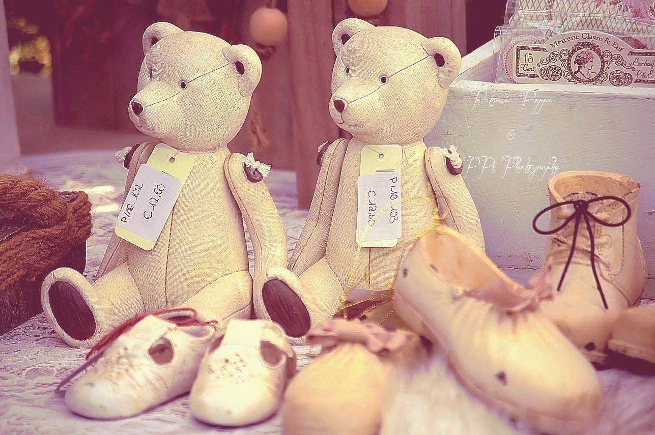 Bears by Patricia Poppe