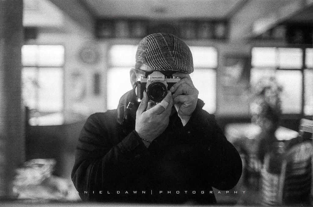 Camera Man by Daniel Dawn 風傳影像