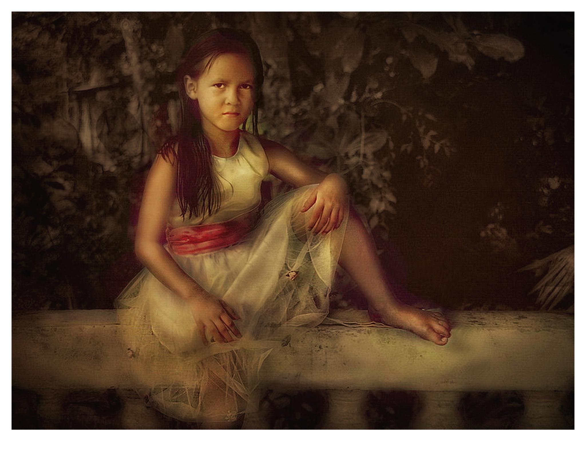 Melina by Nicolaas Porter