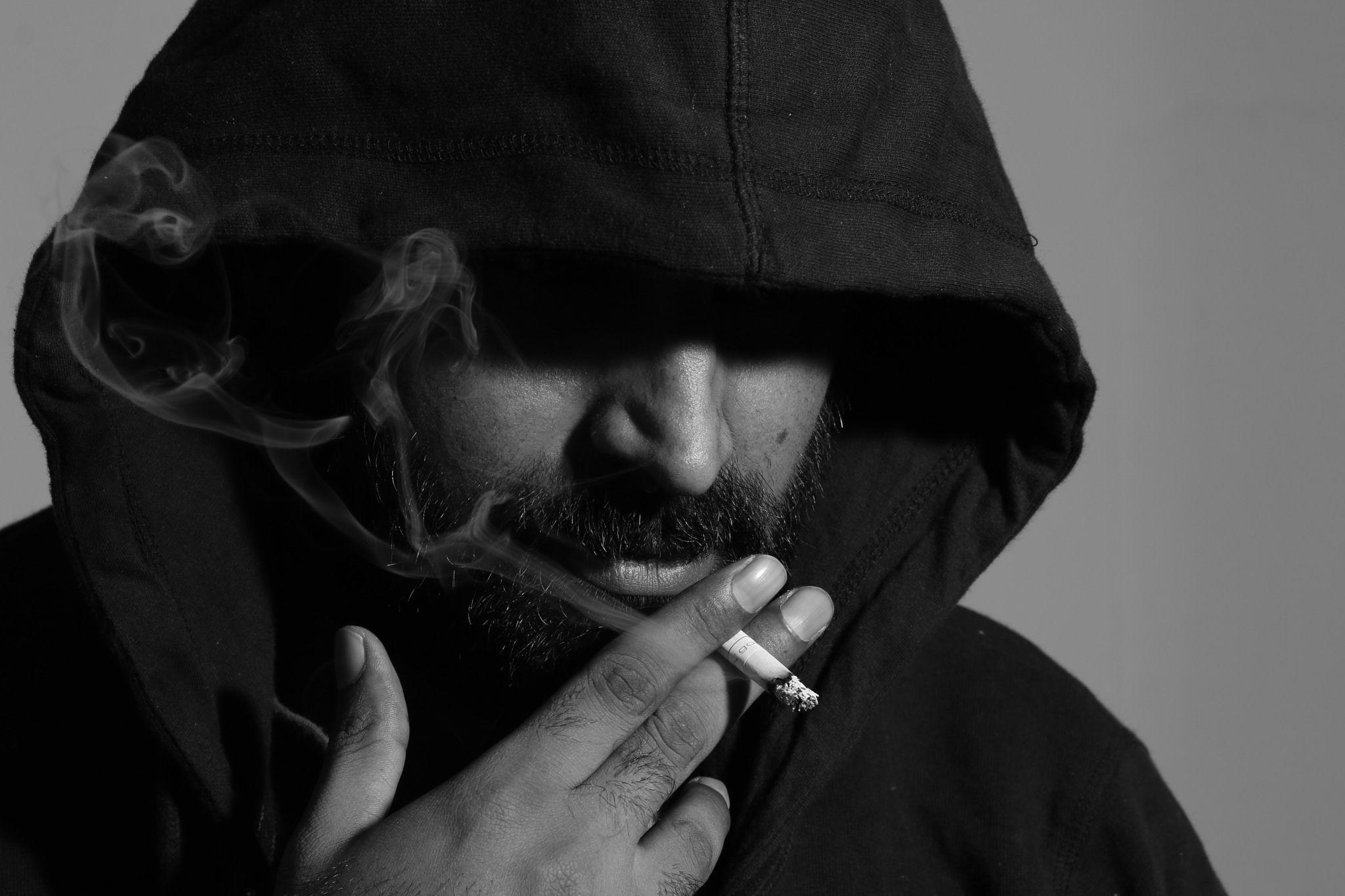 Warning: Smoking is injurious to health by SALMAN AHMED