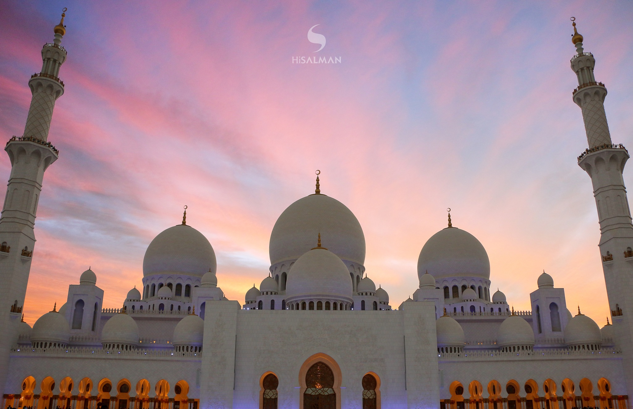 Sheikh Zayed Grand Mosque by SALMAN AHMED