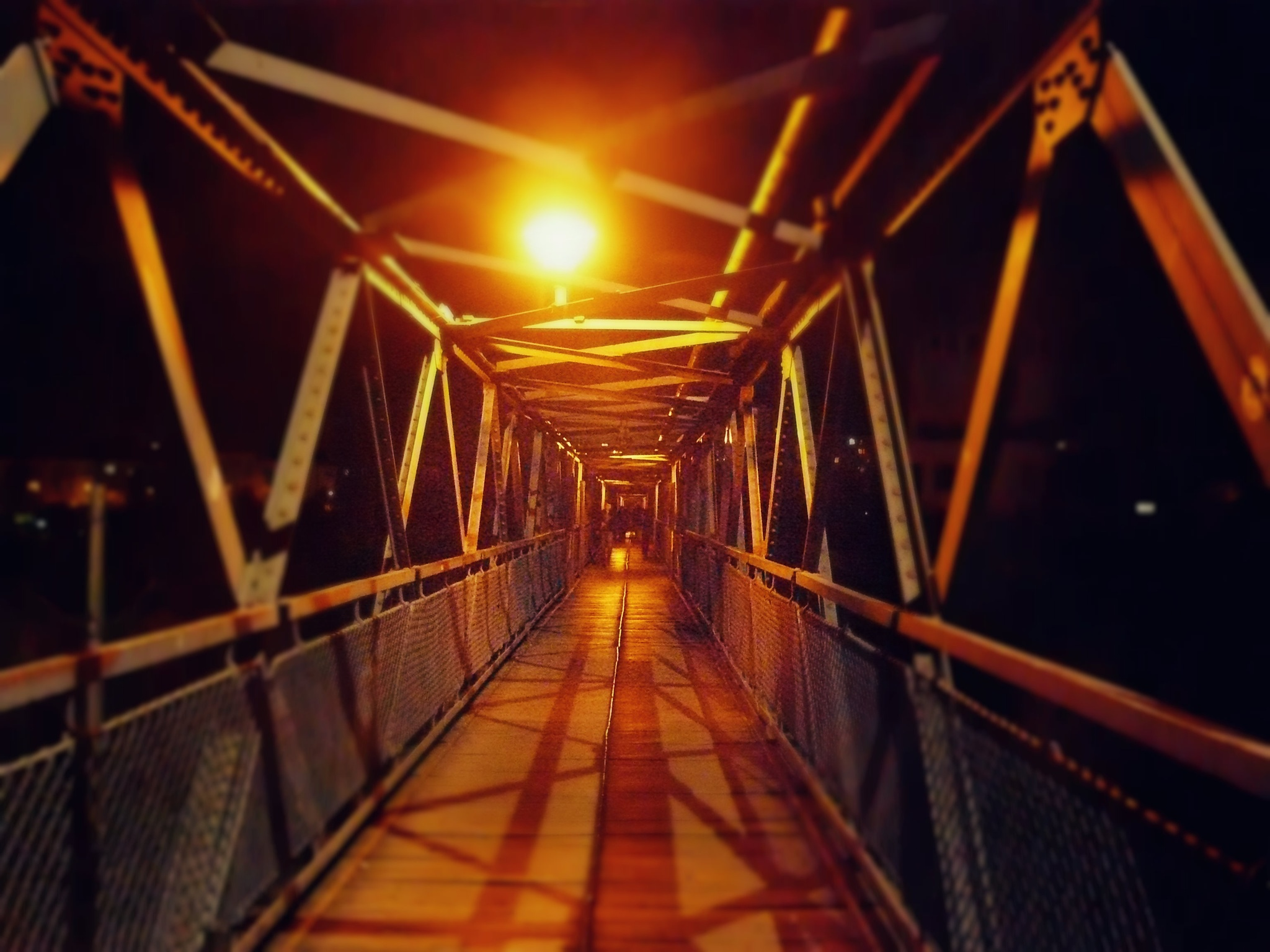 Night lights 2  by indigolied
