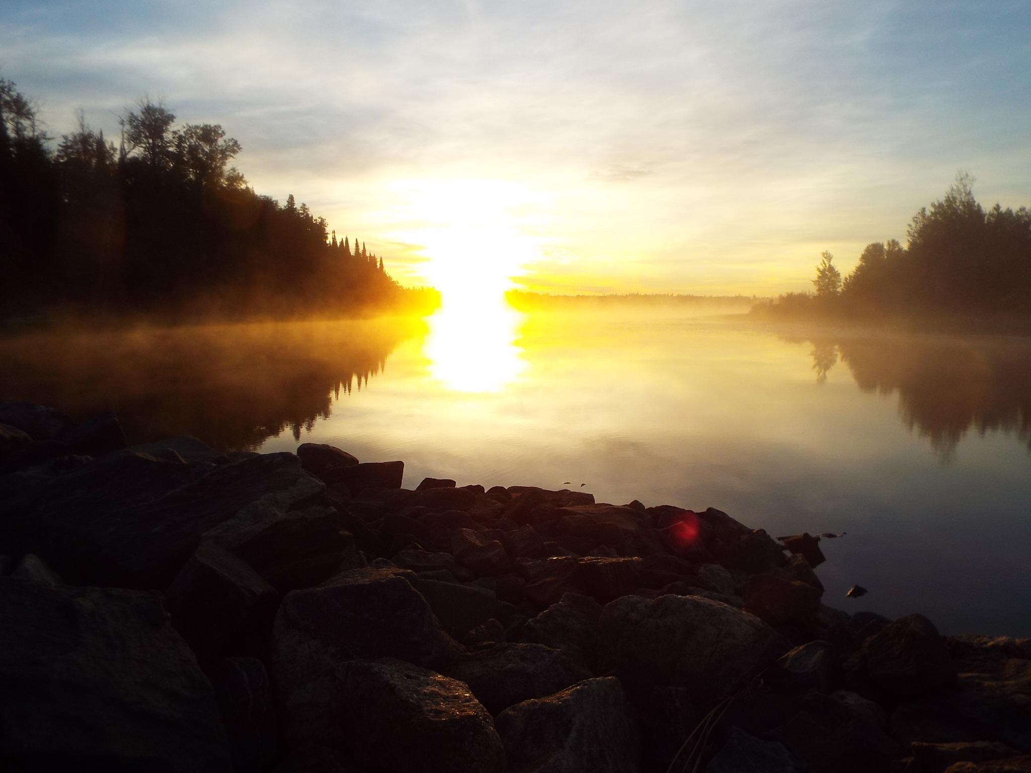 Beautiful Sunrise by Kristy Peacock
