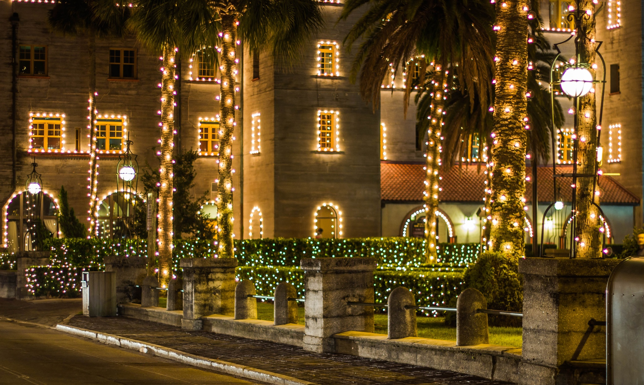 All Decked Out For Christmas by Peter Cavaliere