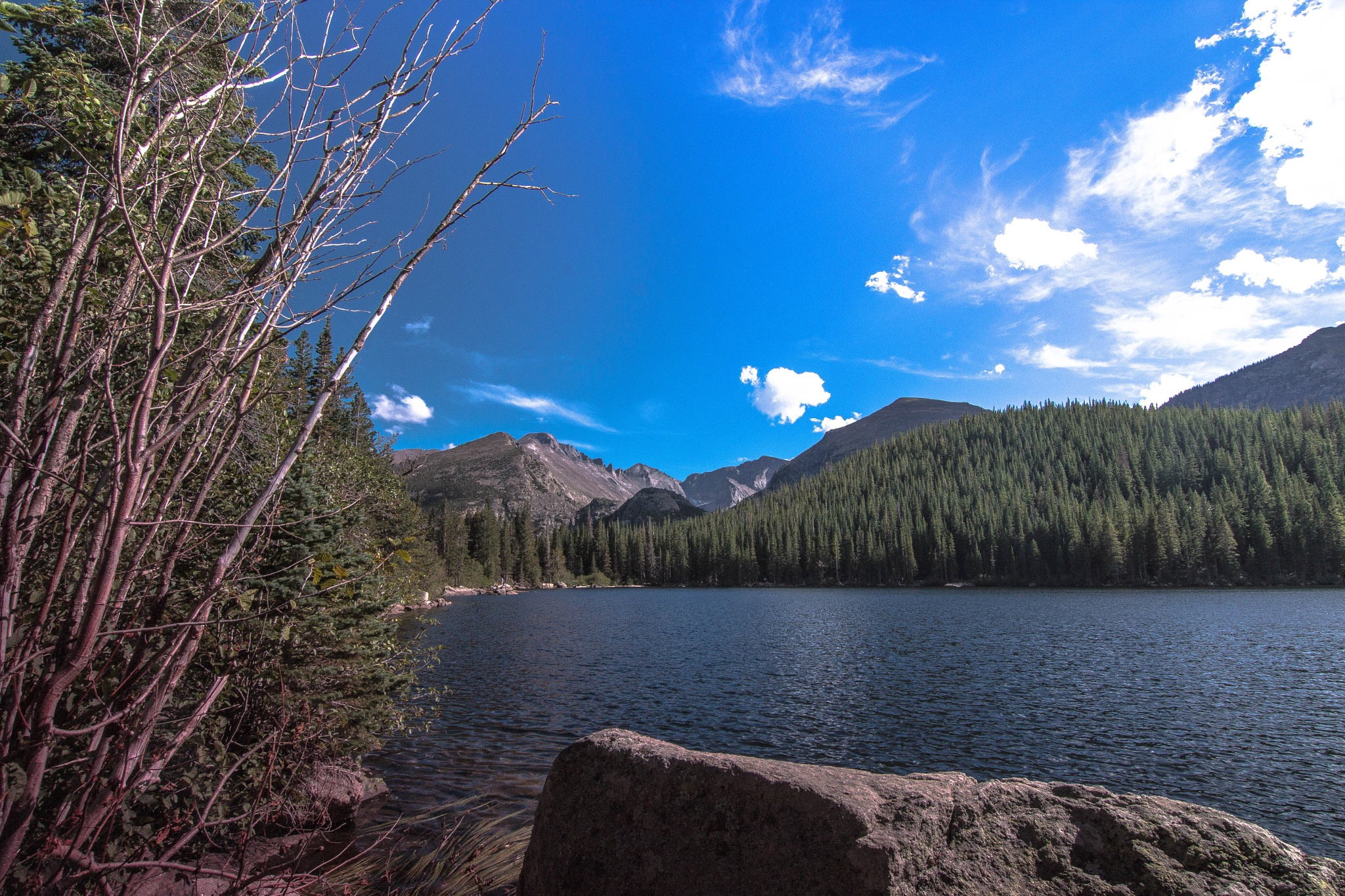 The Sky Blue, The Mountains High, The Lake Deep by Peter Cavaliere
