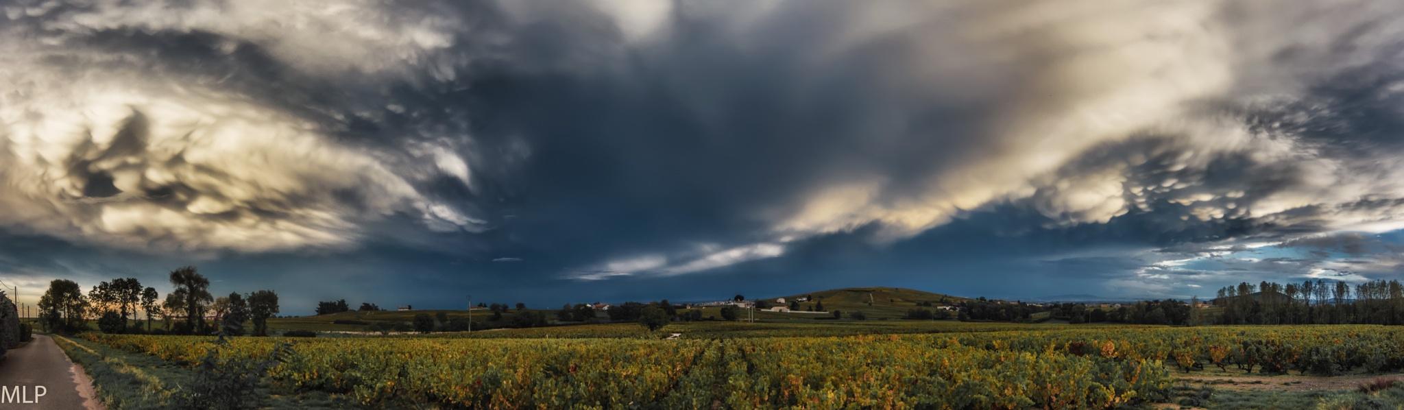 Apocalypse Sky by Milore