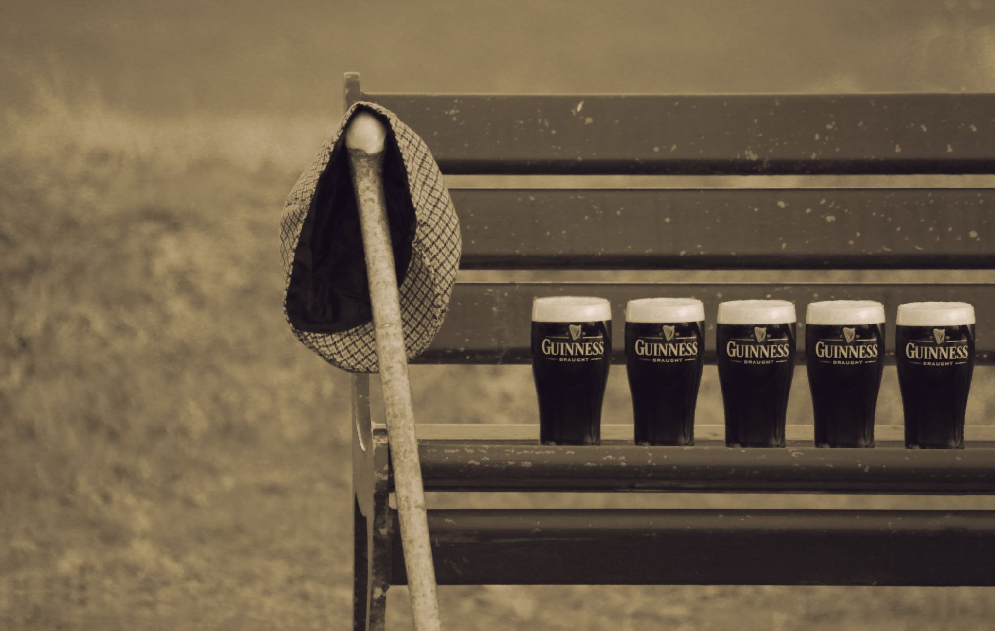 fancy a pint!  by Coco Grey Photography
