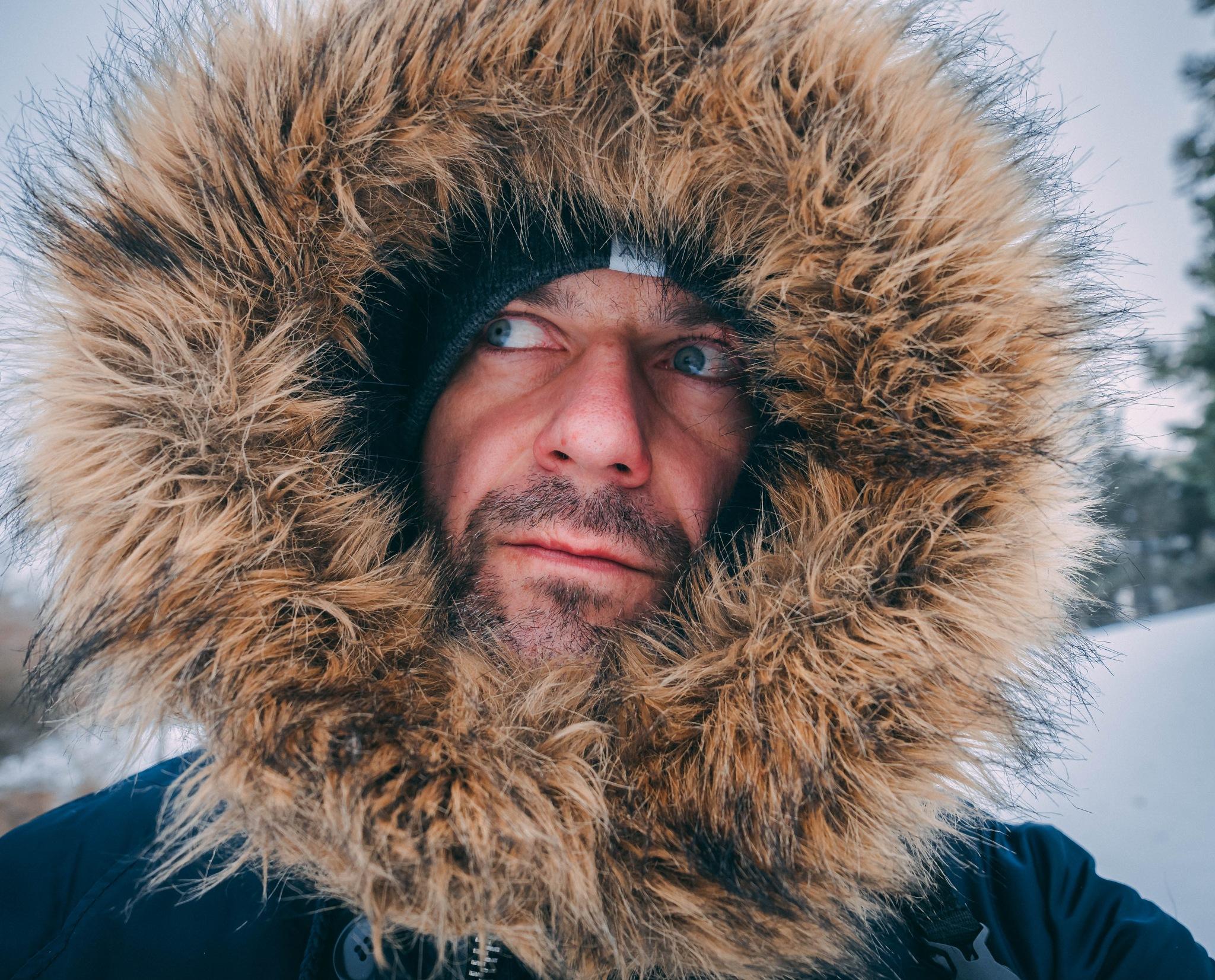Winter Portrait by makbet666