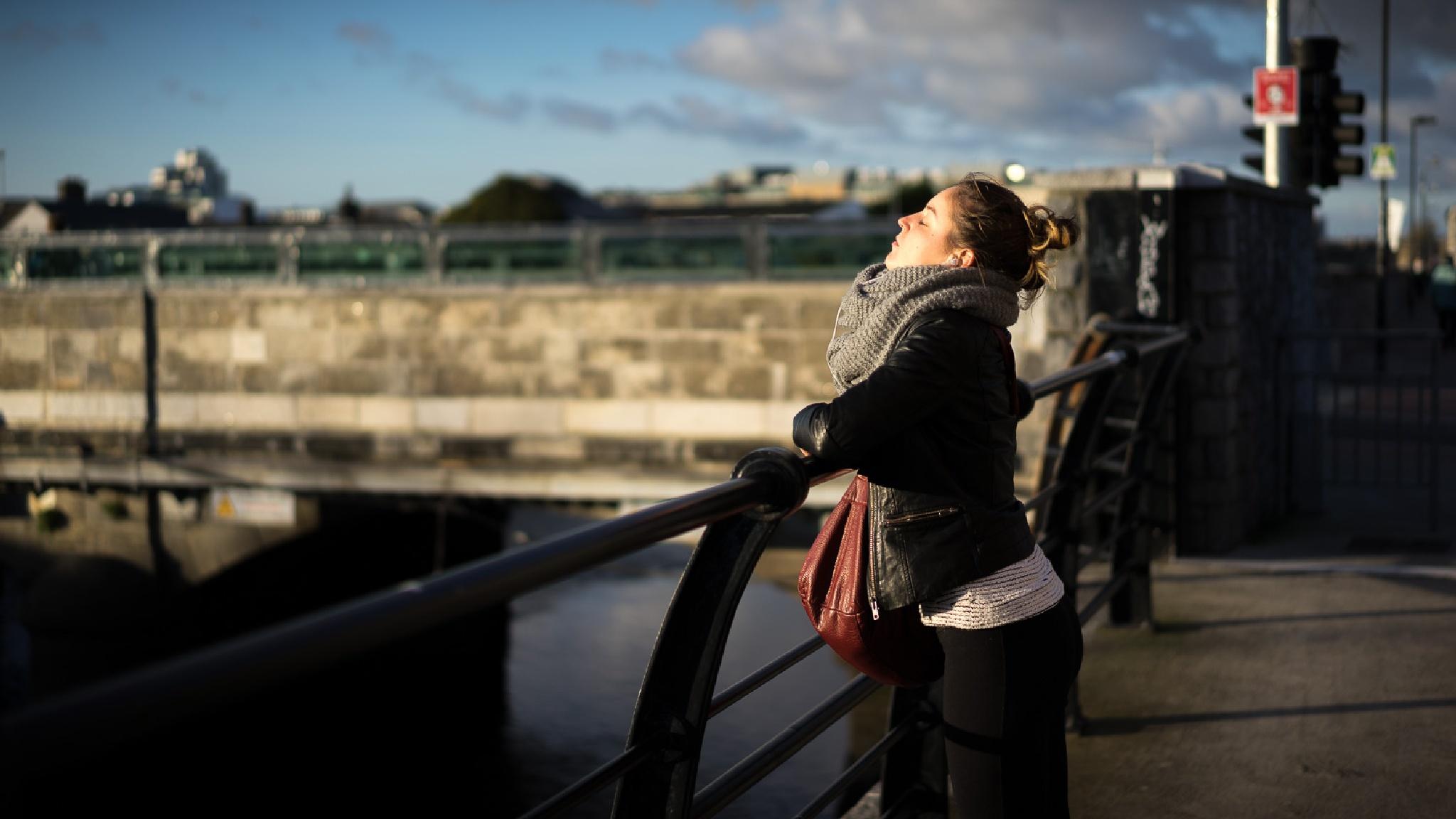 Life - Dublin, Ireland - Color street photography by Giuseppe Milo