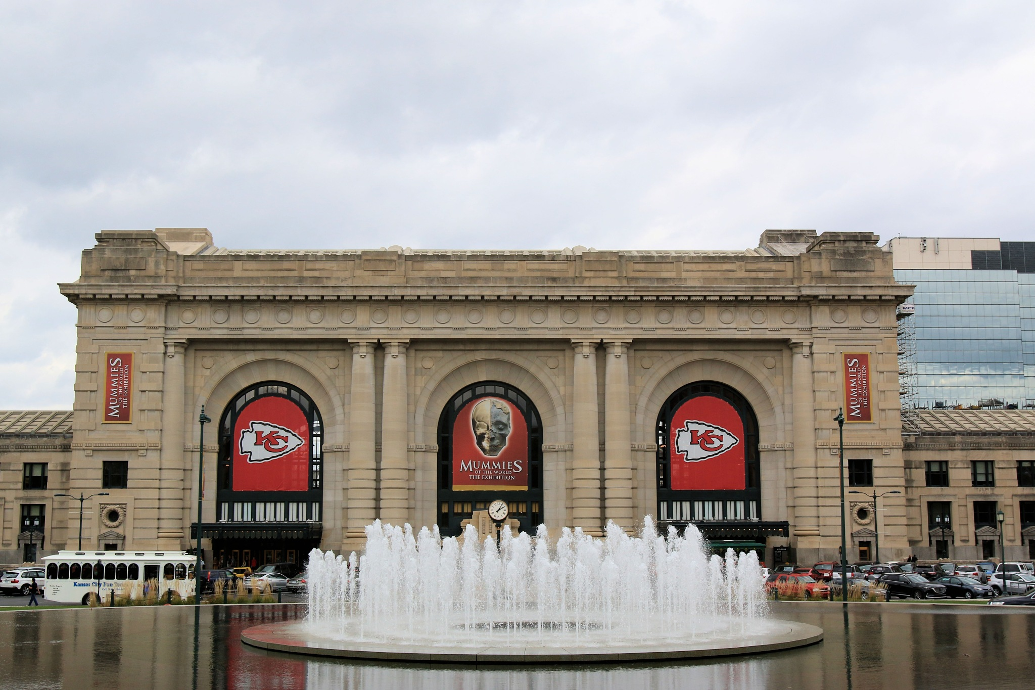Union Station by Michael McCasland