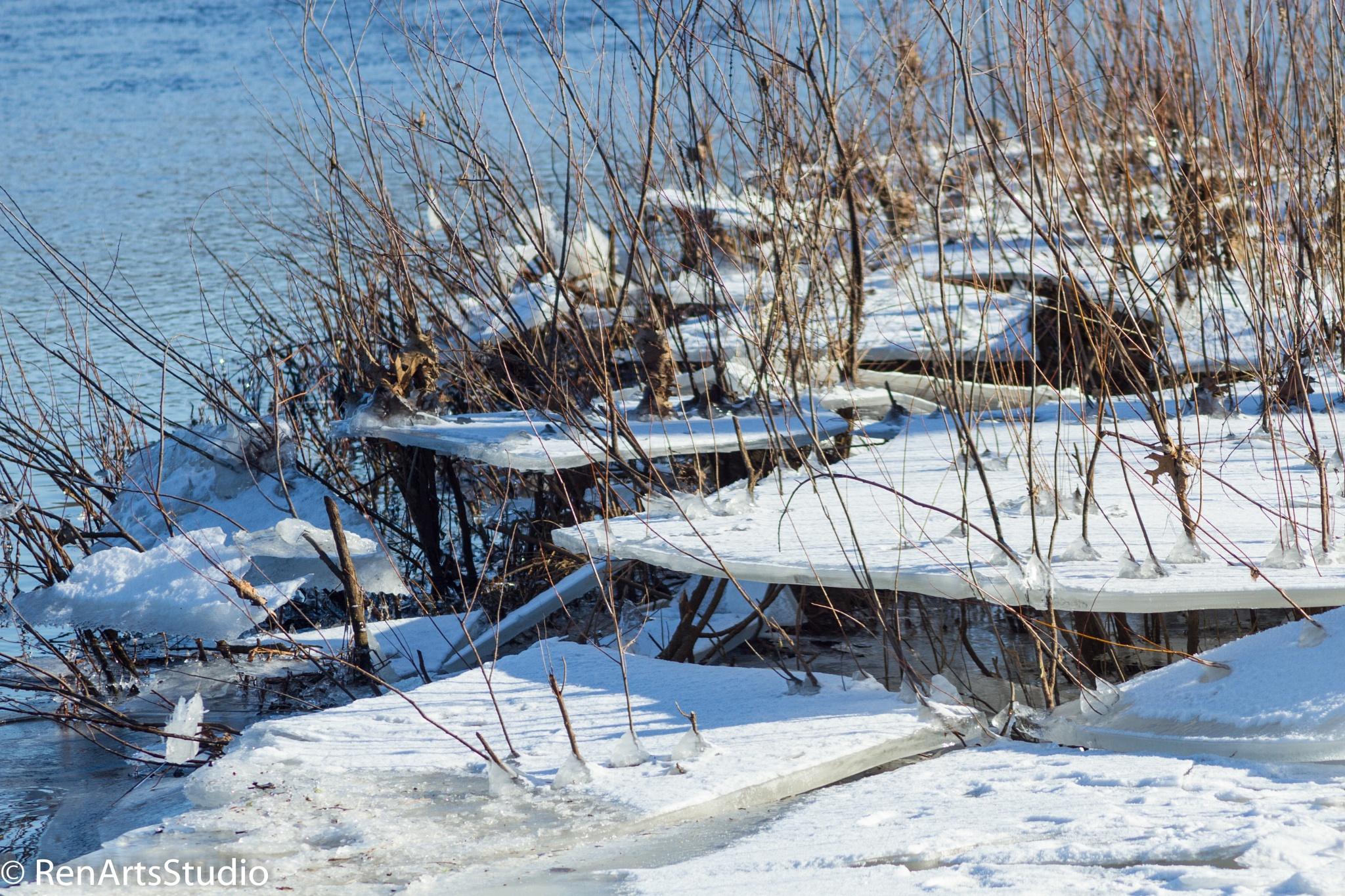 Ice Shelf by renman1