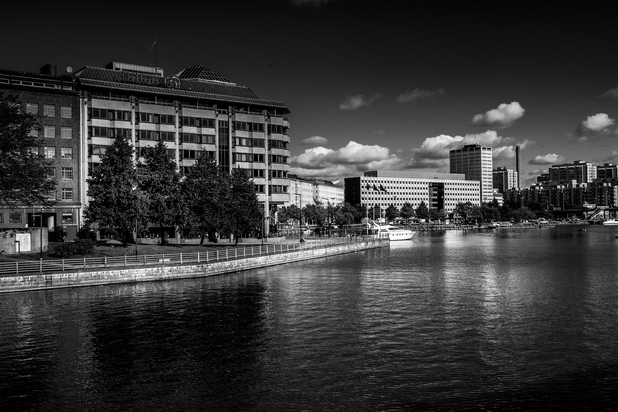 Helsinki Hilton by Scottmcc