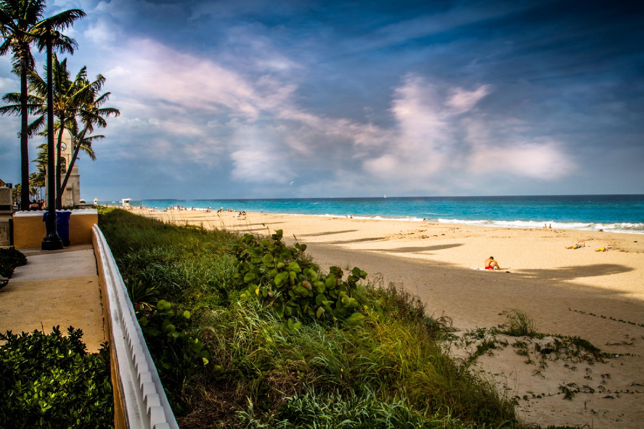 Florida Beach by Scottmcc