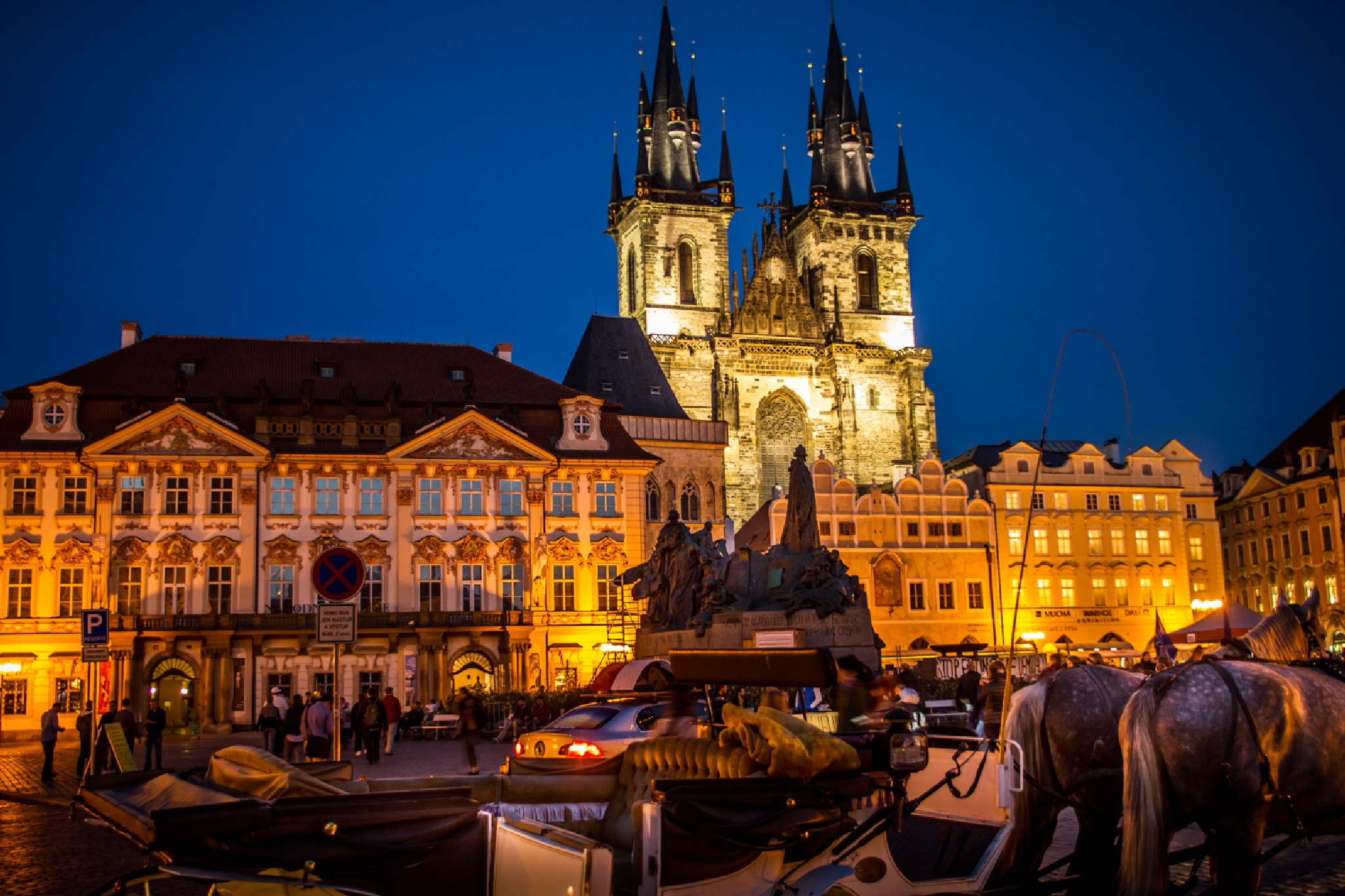 Praha Old Town by Scottmcc