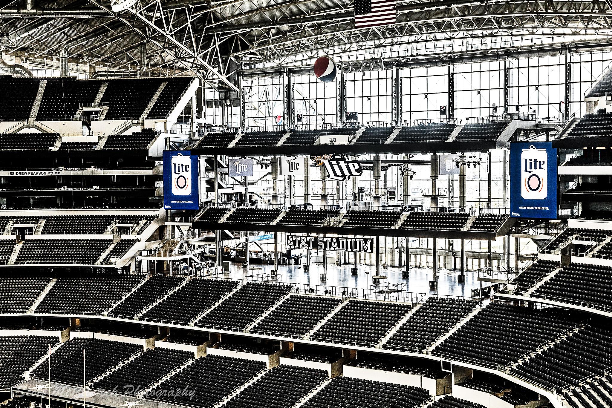 AT&T Stadium by Scottmcc