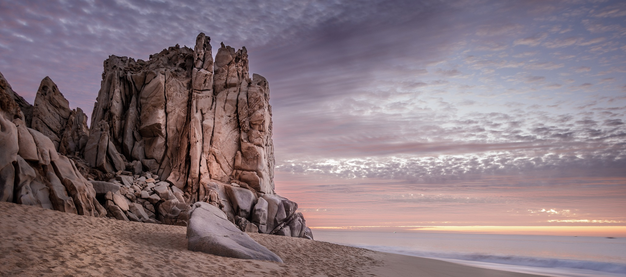 Cabo Rocks in Color by Scottmcc