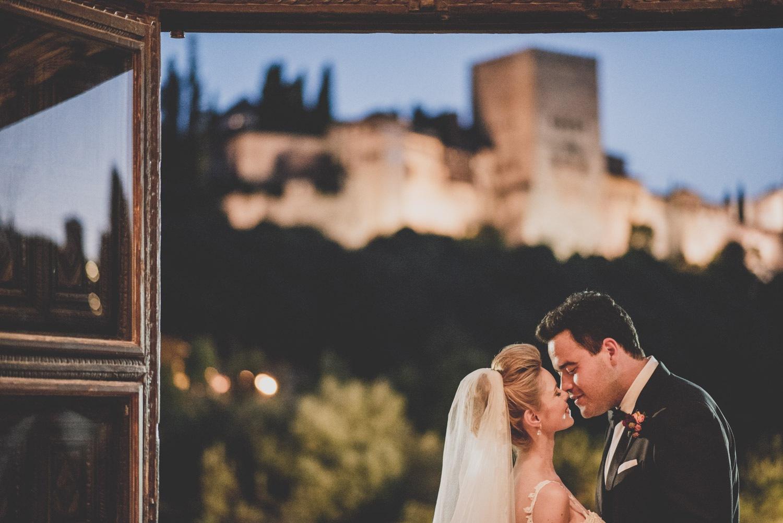 Wedding front Alhambra by FranMenez