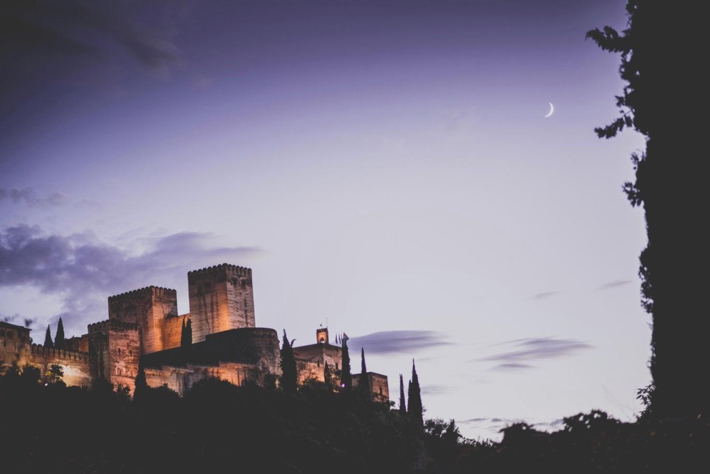 Alhambra by FranMenez