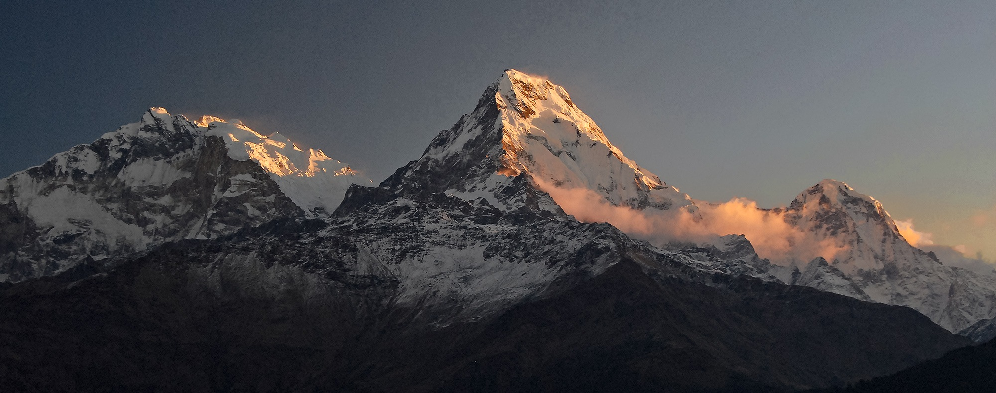 Annapurna Sud by Maurice Maccari