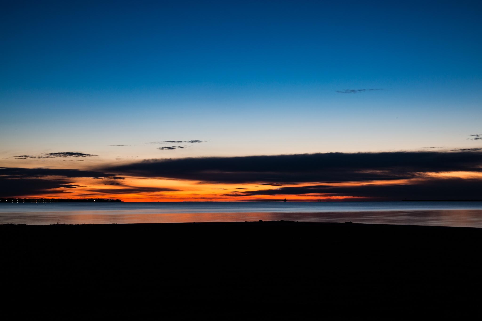 Breaking Dawn by Patrick J Gannon