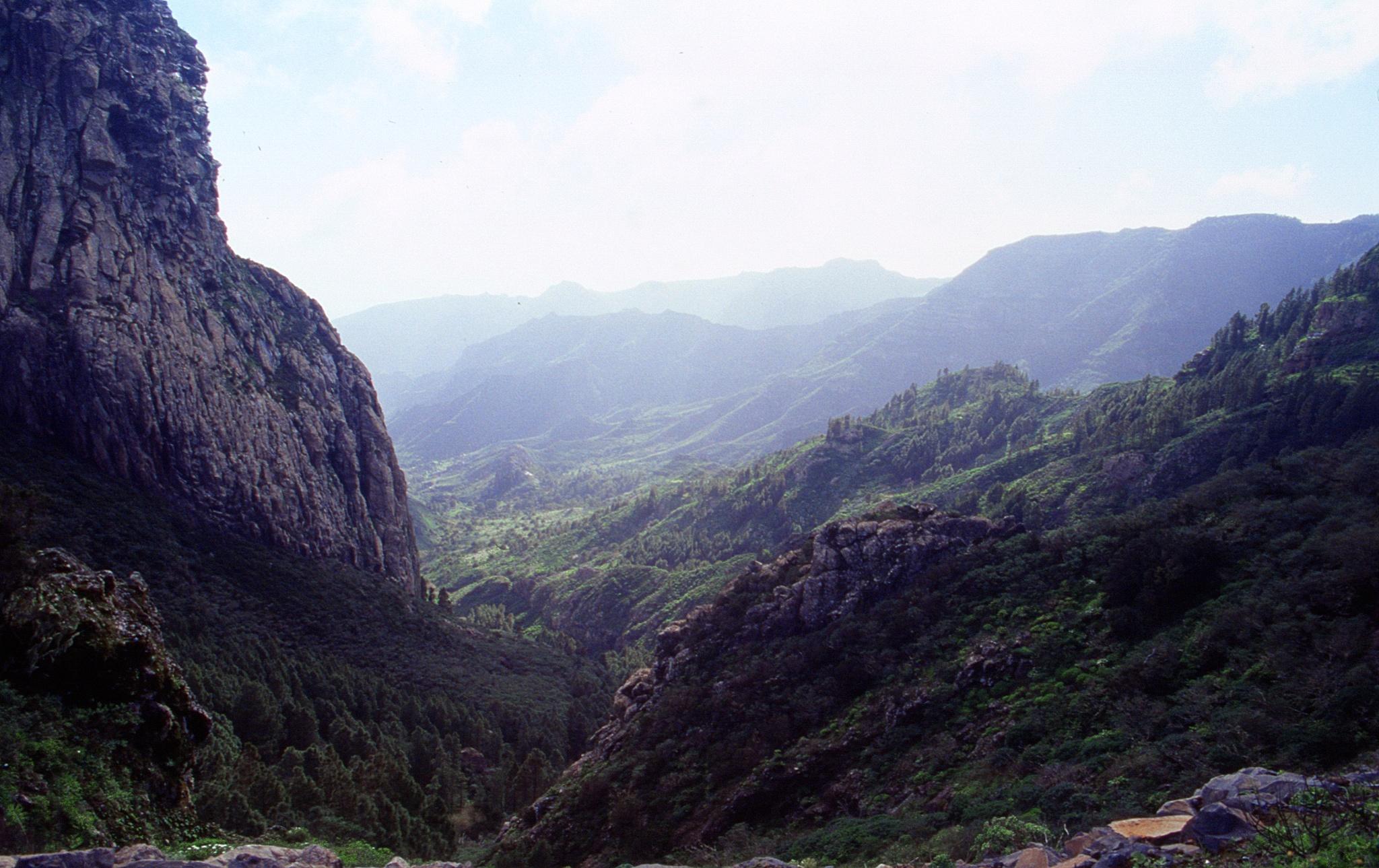 La Gomera. Spain by mmr10000