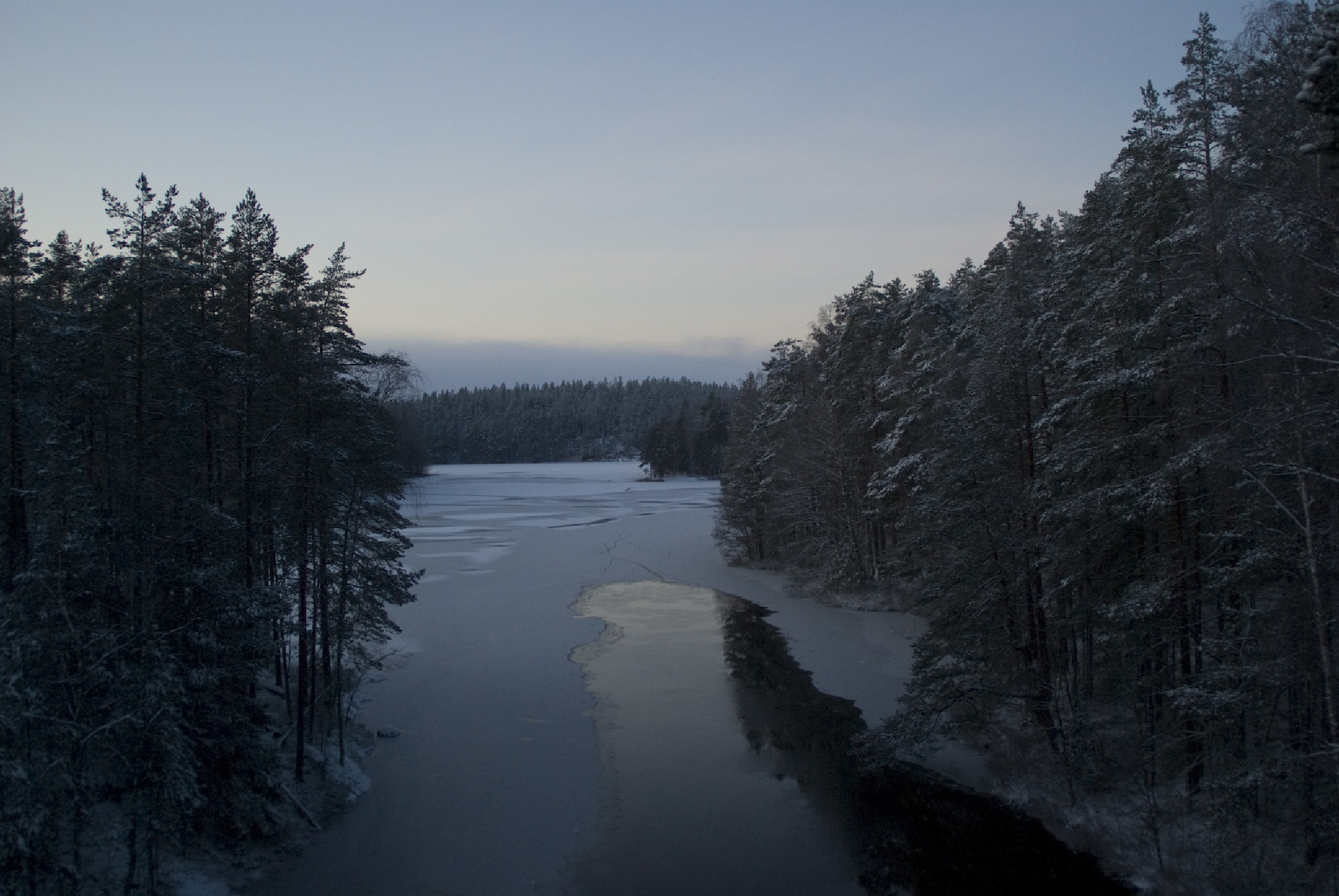 National park of Repovesi - Finland by mmr10000