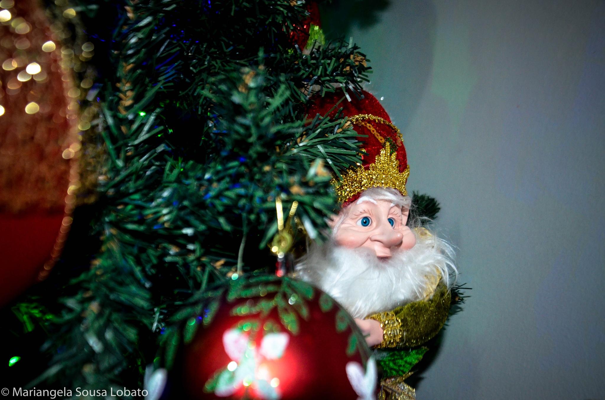 Chegou o Natal! by Mariângela Sousa Lobato