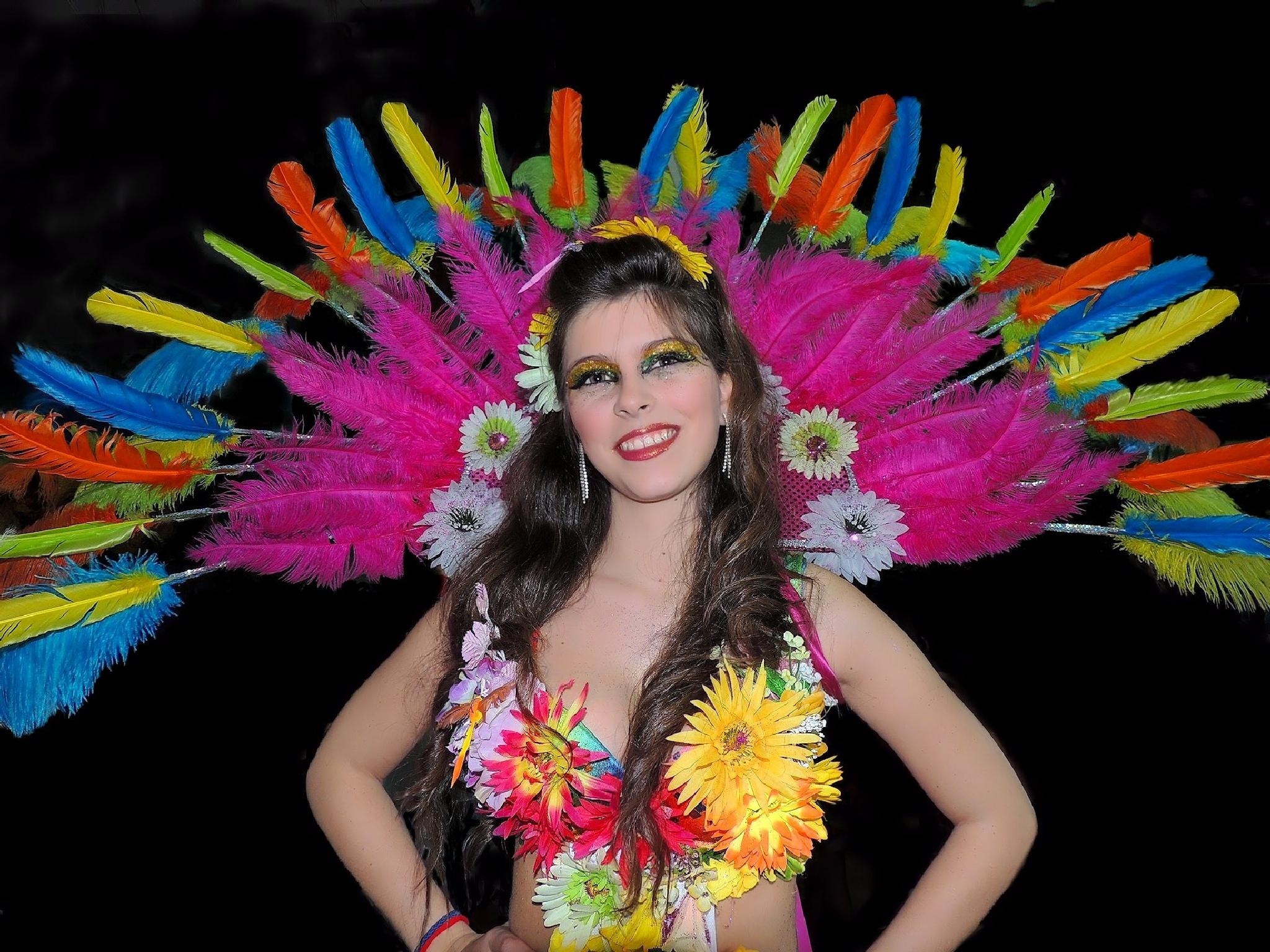 Carnival by Maria Clara Eusebio