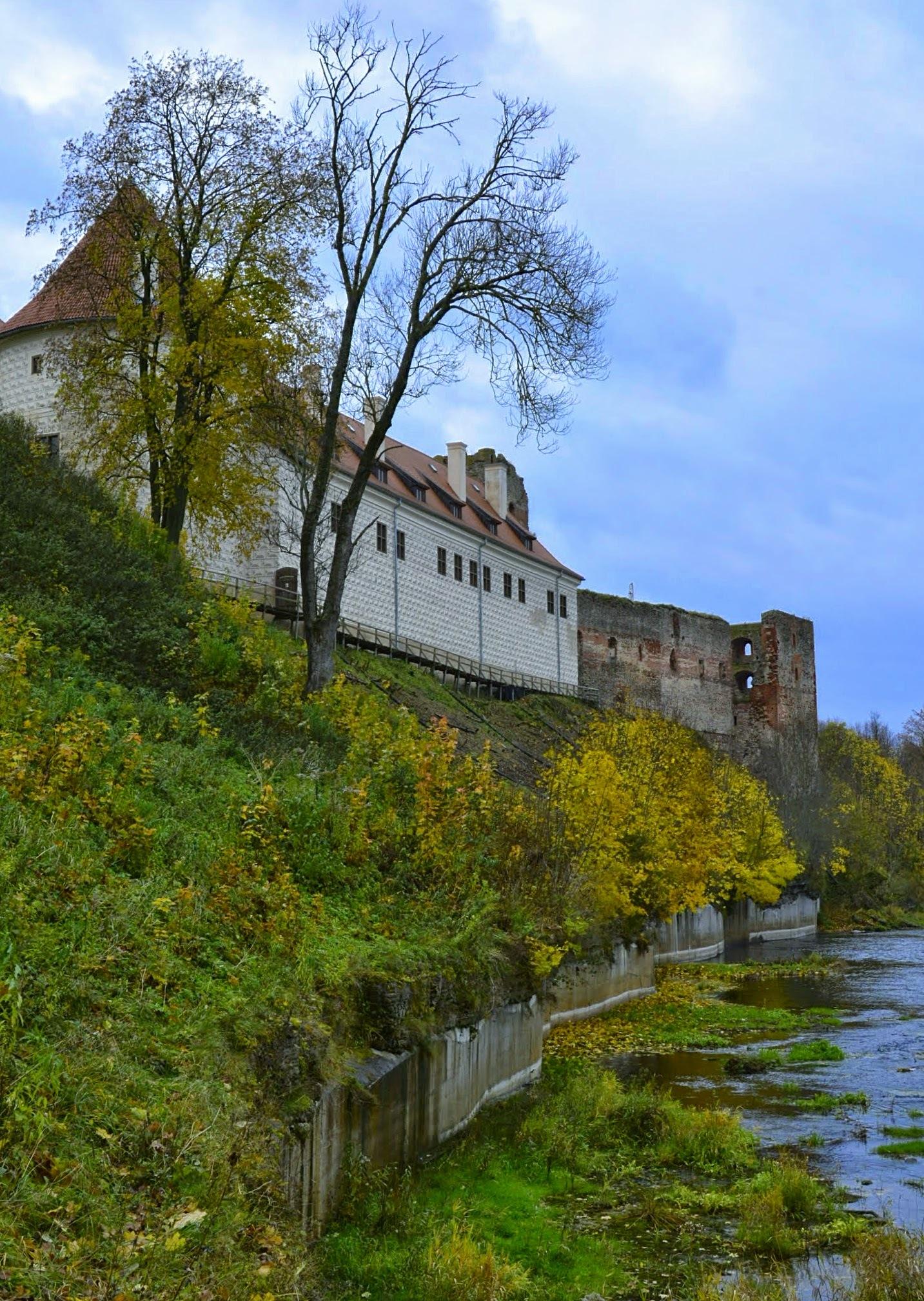 Bauska castle. by andris96