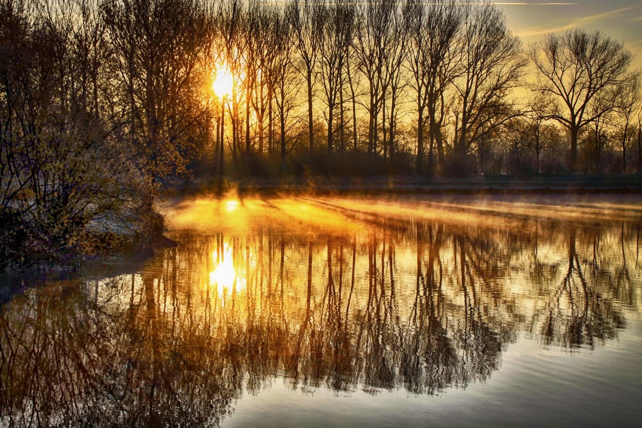 Lake by Stern100