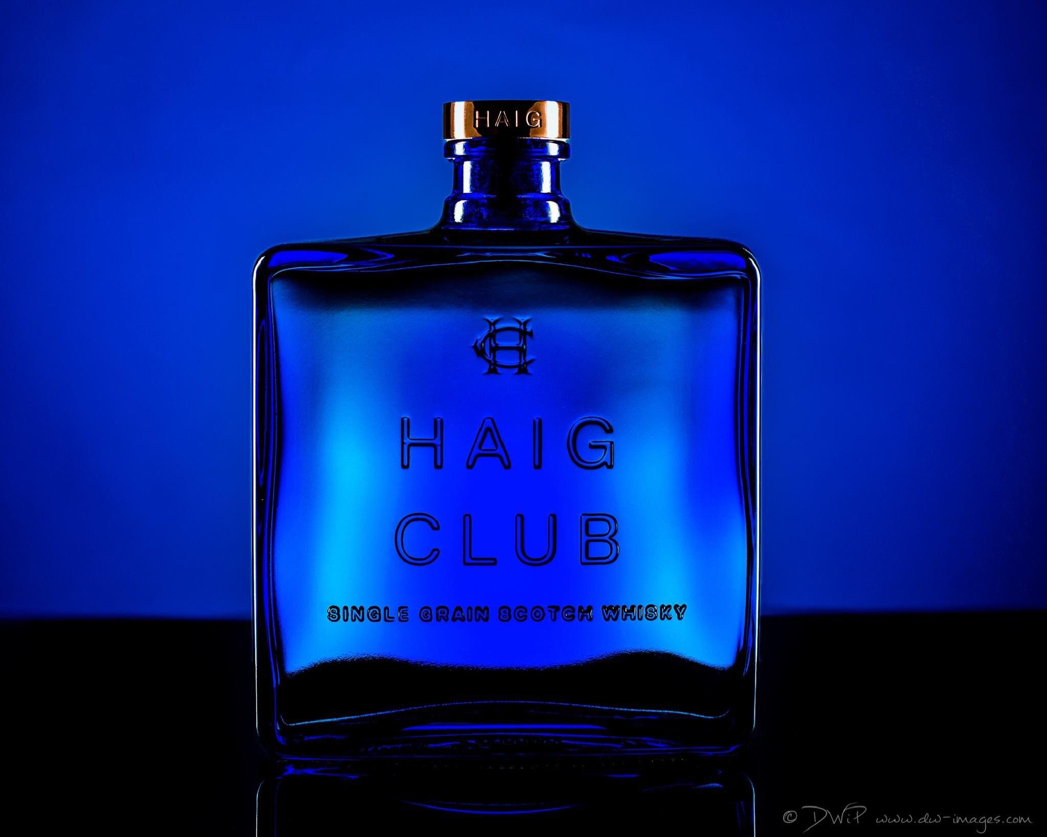 Haig Club by Dave Wellbelove