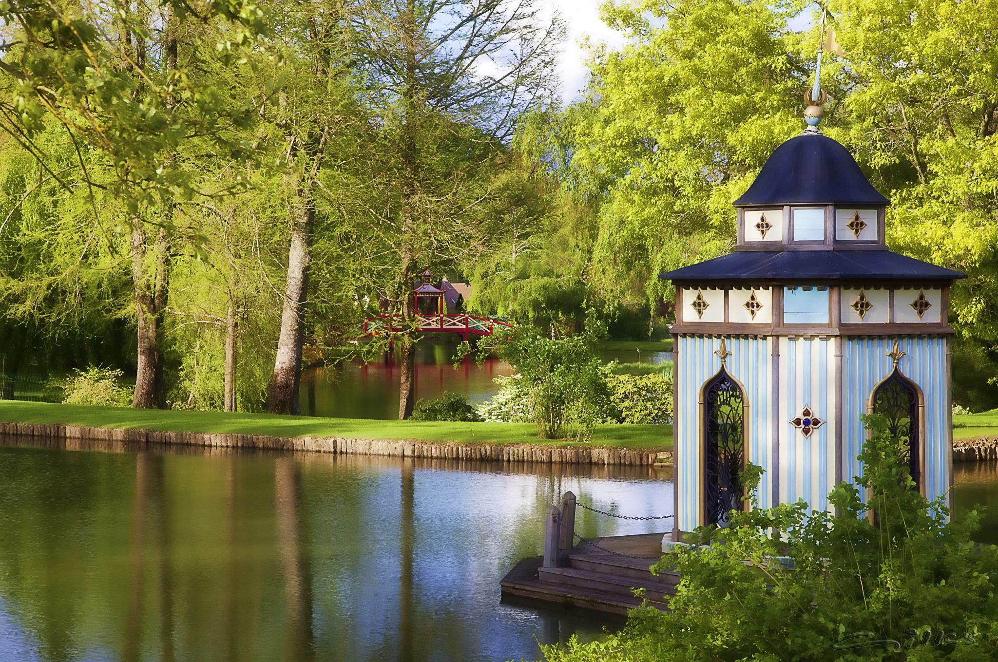 "Le ""Pavillon turc"" by BLANCHARD Gilles"