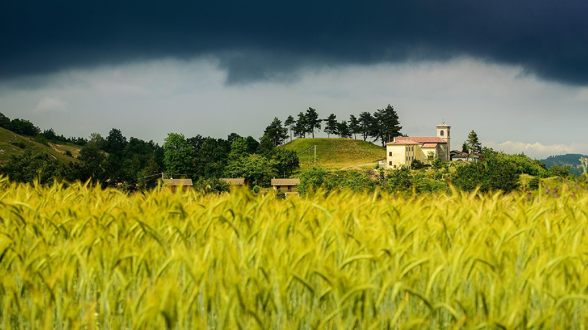 ITALIAN LANDSCAPE by a c photos