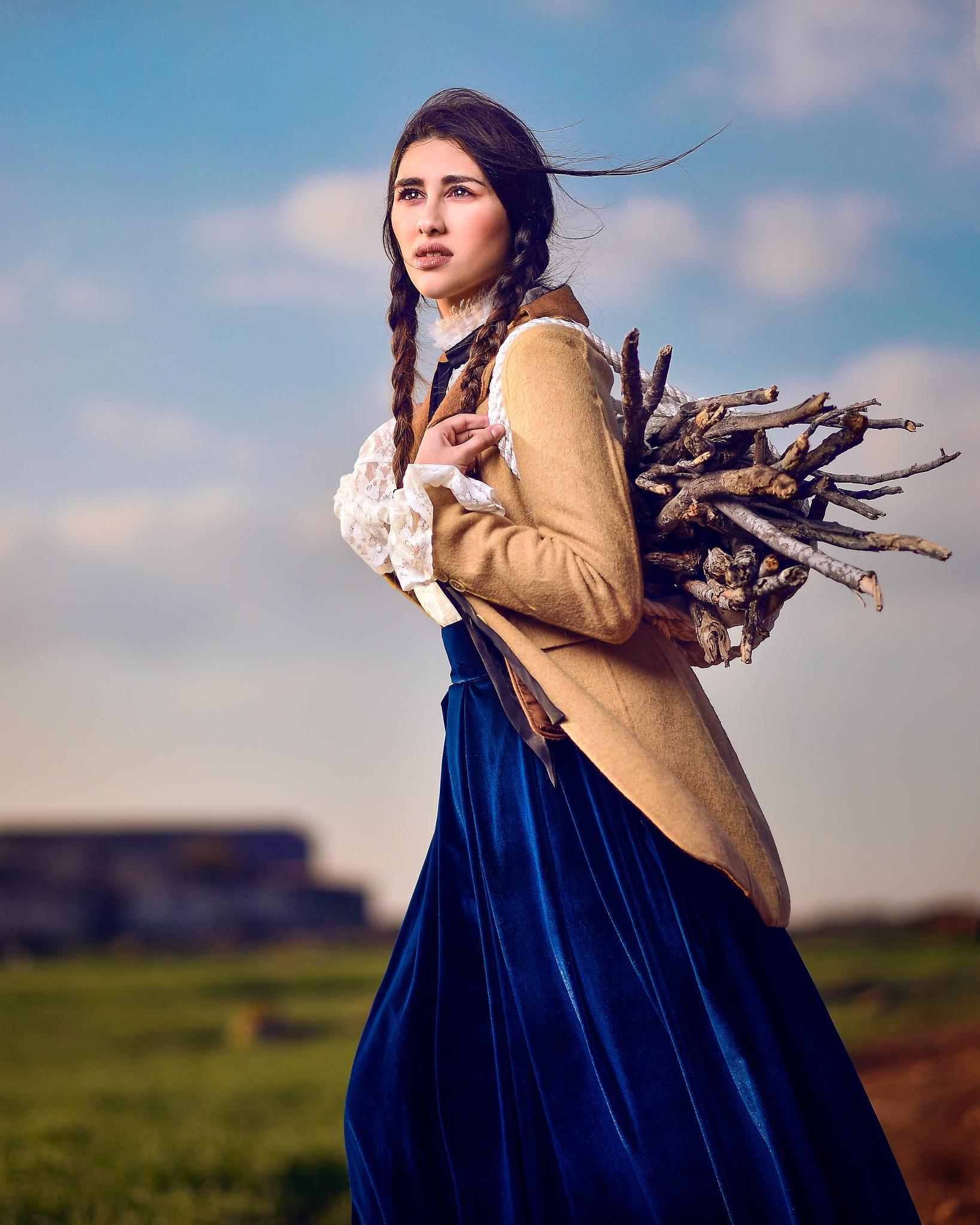 The Farmer's Daughter by eparaskeva