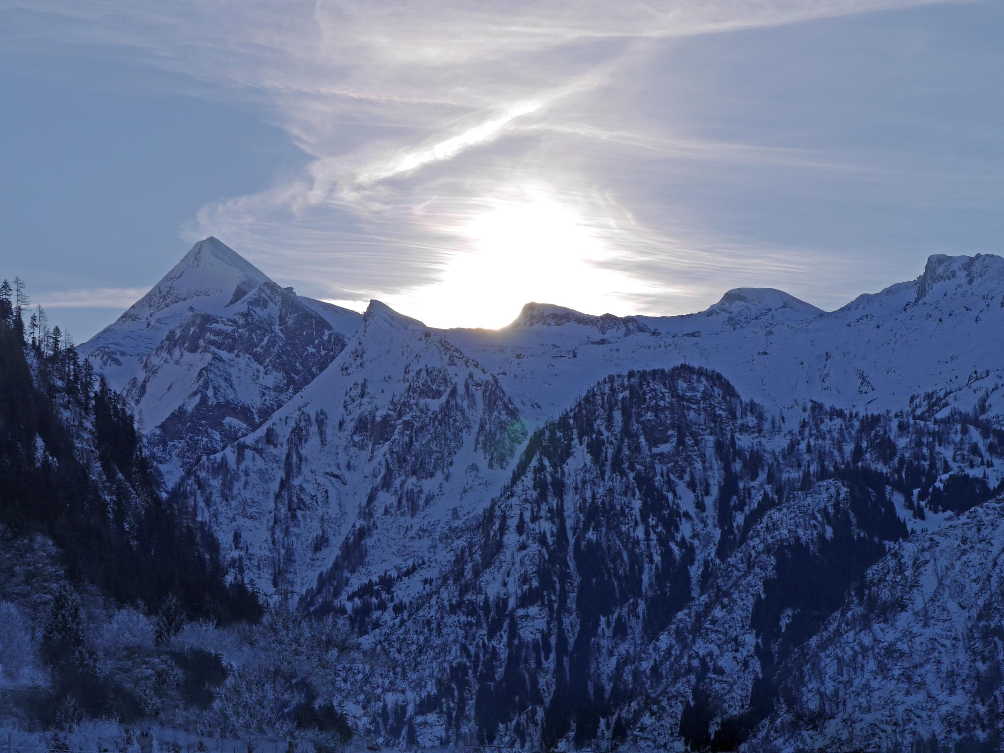 Alpine Dawn (1) by Stuart51