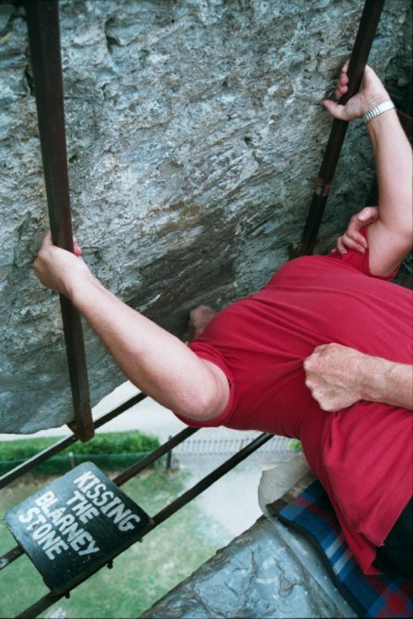 Kissing The Blarney Stone by BobbyV