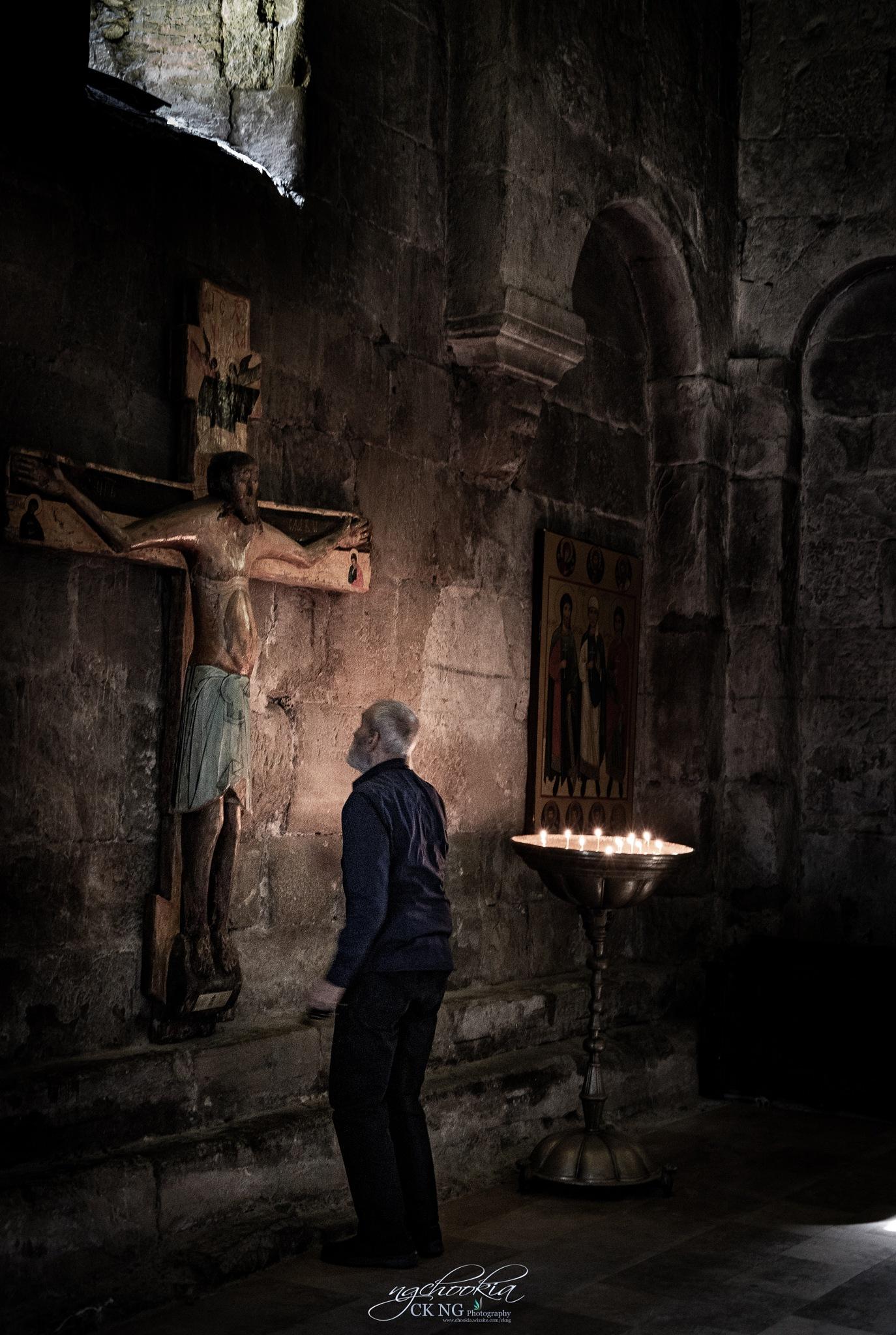 GOD HEARS YOUR PRAYERS !!! II Armenia  by chookia
