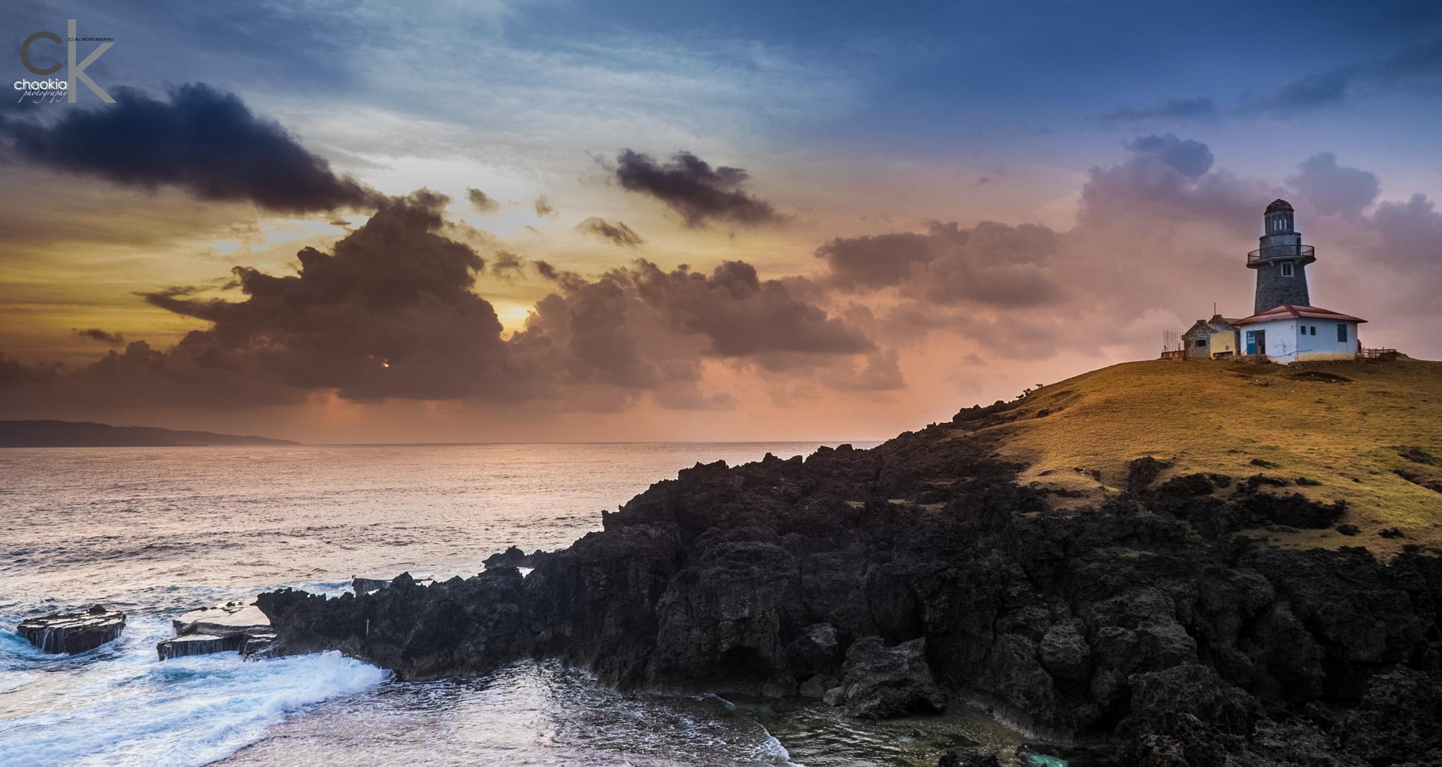 Lighthouse @ Batanes,Phillippines   by chookia