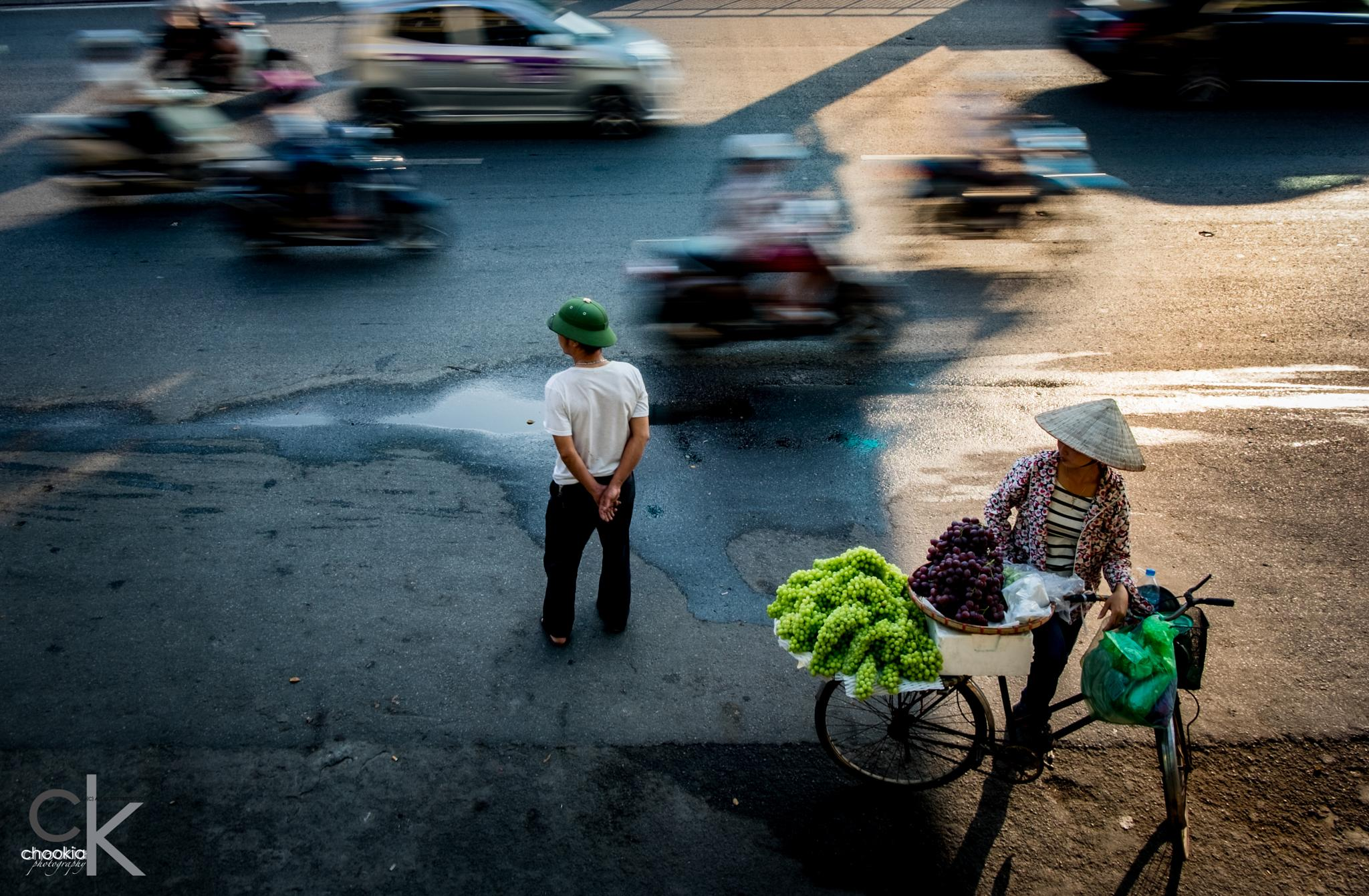 Morning Hanoi @ Vietnam by chookia